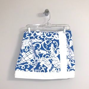 Lilly Pulitzer skirt/short